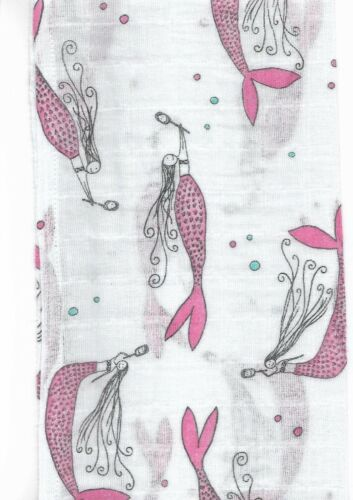 can be personalised Babies SMALL muslin 34x34cms comforter wash cloth
