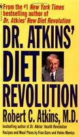 Dr. Atkins` Diet Revolution By Robert C. Atkins, (mass Market Paperback), Bantam