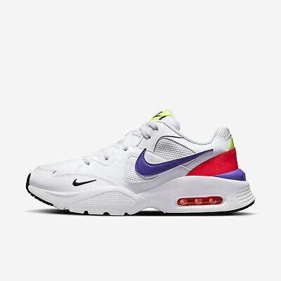 Nike Air Max Fusion AMD [DD2316-100] Men Casual Shoes White/Indigo ...
