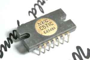 1PCS-NEC-uPC571C-C571C-DIP-14-Integrated-Circuit-IC-NOS