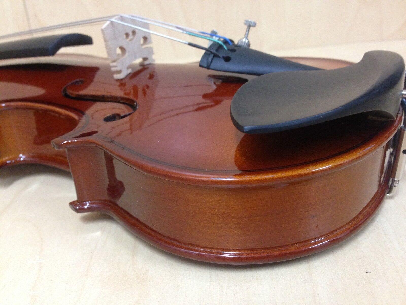 Kapok V005 Series Violin Set,Foam Hard Case,Bow,Rosin,String Adjuster-1/8 Größe