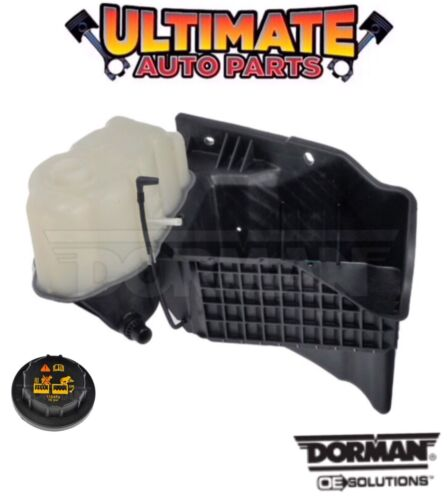 Coolant Overflow Bottle Tank Filter Tray 6.4L Diesel for 08-10 F-250 Super Duty