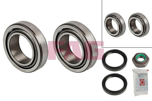 Fit with FORD SIERRA FAG Rear Wheel Bearing Kit 713678280 1.6