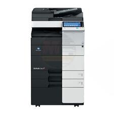 Konica Minolta Bizhub C554 Color A3 Laser Mfp Printer Copier Scanner 55 Ppm