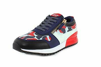SNKR Project Rodeo Men's Blue/Red/Black