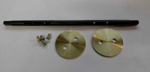 PORSCHE 912 SOLEX 40 PII-4 SINGLE SHAFT AND PLATES OVERSIZED 8.1mm