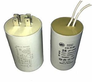 25uf Capacitor For Swimming Pool Or Spa Pumps Amp Electric