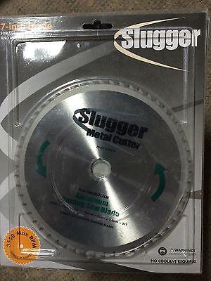 "Jancy Slugger 7/"" Aluminum Saw Blades"