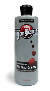 Car Glazing Cream- Groovy Gloss from Jorgen's Garage - INVENTORY BLOW OUT!