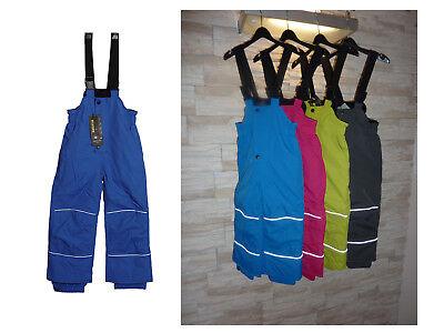 neue sorten suche nach neuesten Original Kauf Outburst Kinder Skihose Regenhose wasserdicht 10000 mm Wassersäule 92 bis  140 | eBay