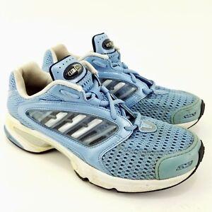 ADIDAS Original Clima Cool Light Blue Athletic Shoes Sz 7 1