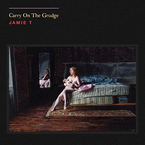 Jamie T, Jamie T. - Carry on the Grudge [New CD] UK - Import