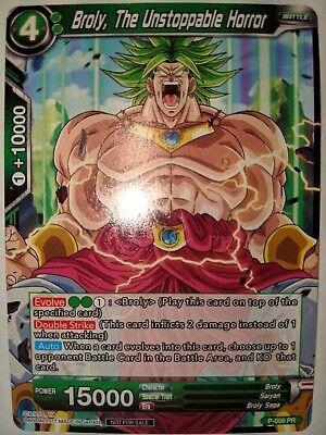 1X NM Rampaging Lifeform Bio-Broly BT1-074 Uncommon Dragon Ball Super CCG