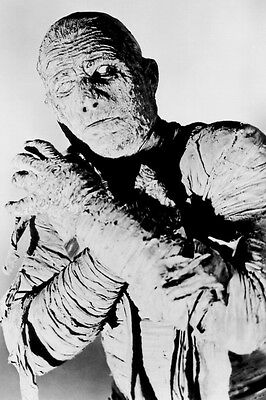 LON CHANEY JNR THE MUMMY'S GHOST 24X36 POSTER CLASSIC MONSTER PHOTO