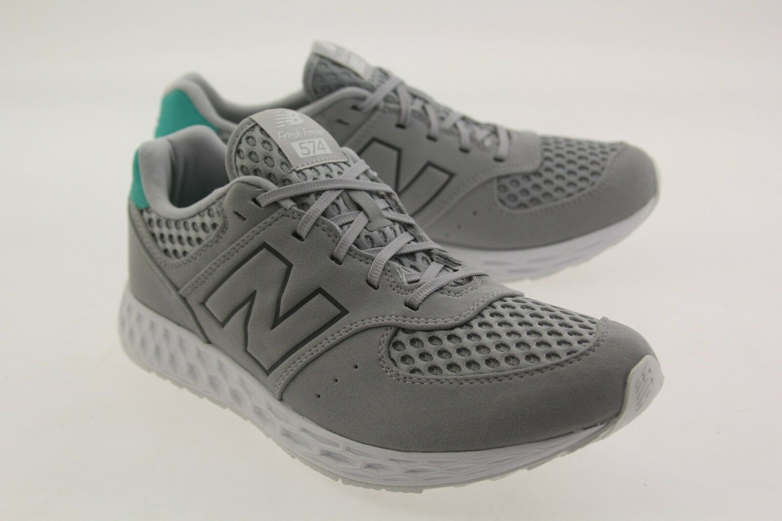 New Fresh Balance Uomo 574 Fresh New Foam Breathe MFL574NC gray light grey MFL574NC cacf63