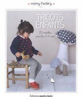 Livre - Tricots Pour Enfants - 25 Modèles Pour Les 2-6 Ans