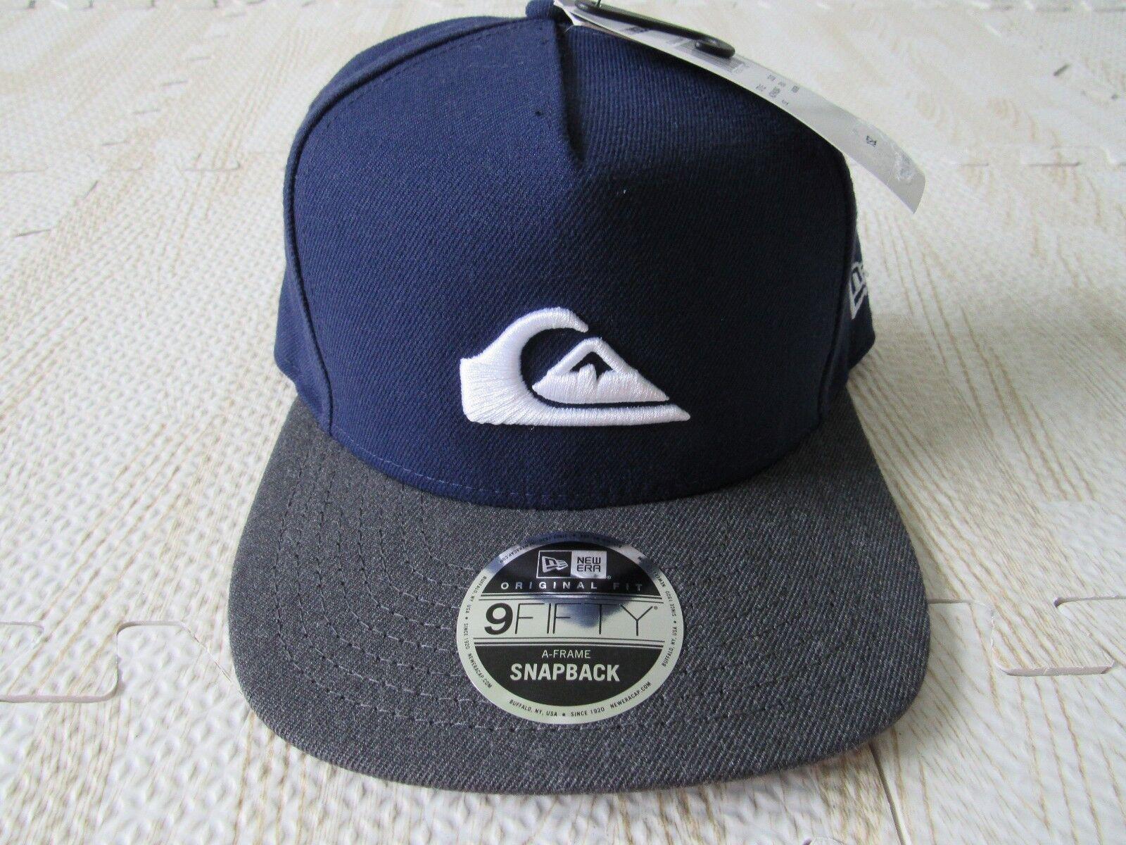 fc0e5a664ada5 ... amazon quiksilver era mens new era quiksilver 9fifty snapback hat nwt  a3dee4 d0159 6101a