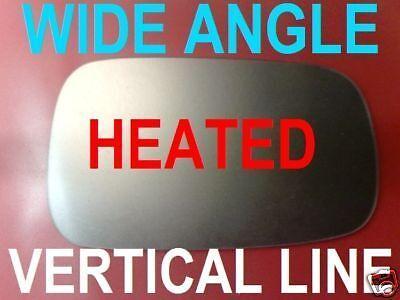 RENAULT SCENIC II 2003-08 DOOR WING MIRROR GLASS ASPHERIC HEATED