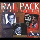 Rat Pack Collection [Madacy] [Box] by The Rat Pack (CD, Sep-1998, 3 Discs, Madacy Distribution)