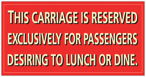 RAILWAY-SIGN-RESERVED-FOR-LUNCH-OR-DINNER-FOOD