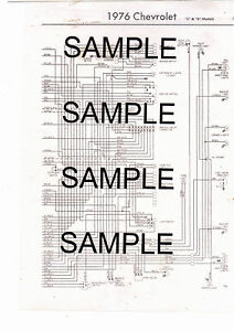 "1975 CHEVROLET TRUCK 1/2 3/4 1 TON 2&4WD ""C"" ""K"" MODELS 75 ..."