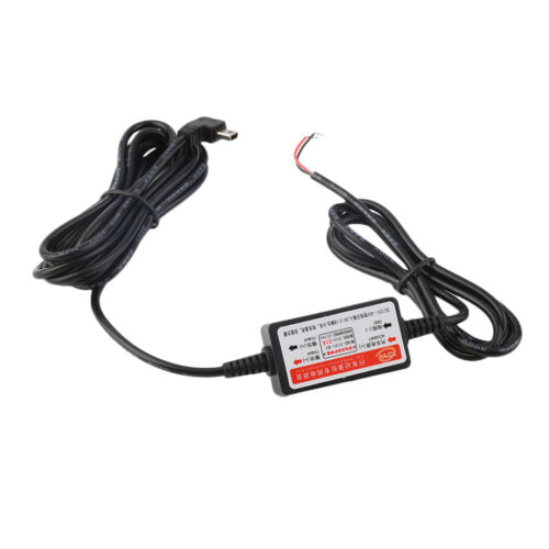 Plastic Mini Wire Cable Power Box Charger For CarCameraRecorder DVR Exclusive e