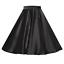 Girls-SATIN-Rock-n-Roll-Skirt-UK-1950s-Costume-Grease-Fancy-dress-ROCKABILLY thumbnail 12