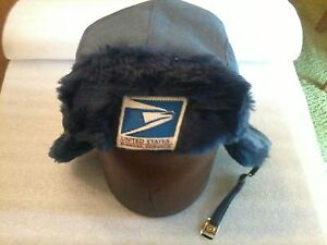 c280be9de51 Image is loading Postal-Winter-Trooper-Hat-Large-7-3-8-