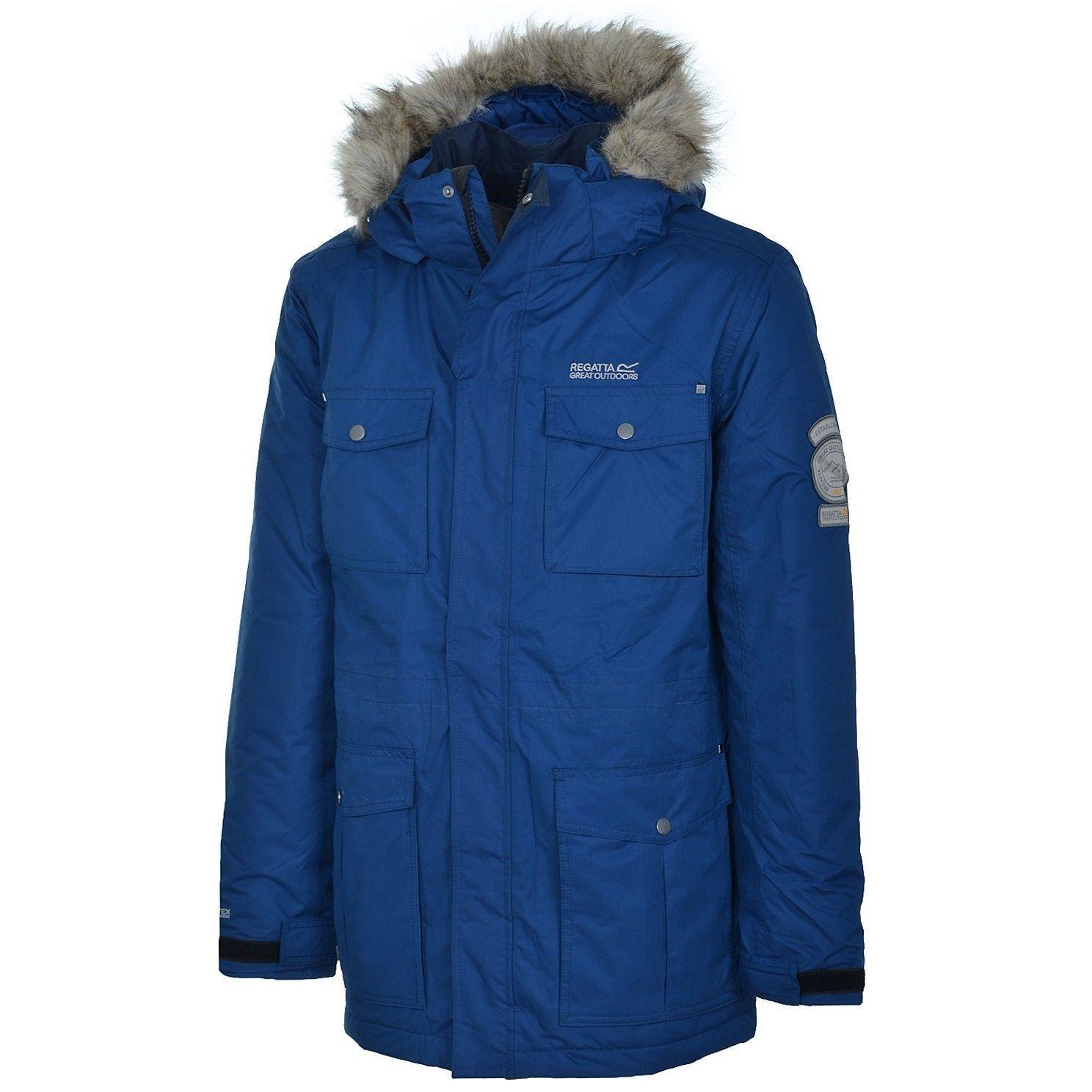 Señores invierno chaqueta Regatta skyber Parka nieve PVP  hasta 5xl