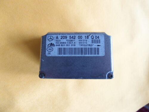 Reparatur ESP Sensor A2095420018Q04 für Mercedes Benz C-Klasse W203 CLK W209