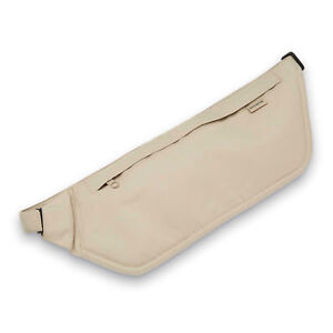 Samsonite RFID Waist Belt Cream - Luggage