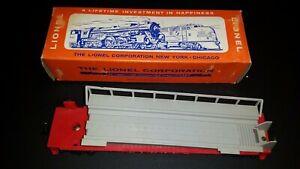 Lionel-Barrel-Ramp-Car-with-6-Wood-Barrels-6343-O-Scale