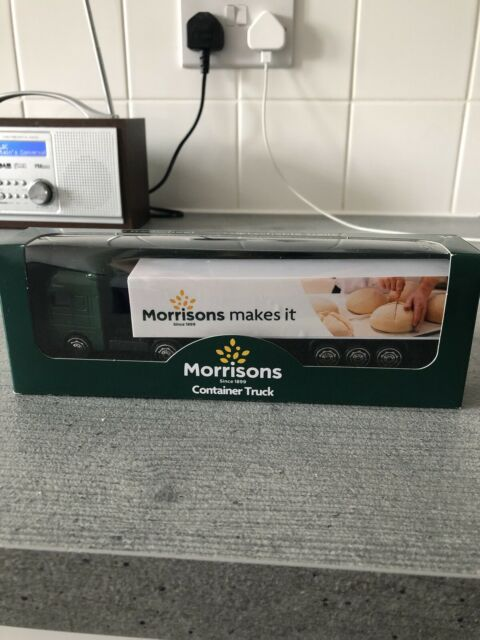 Morrisons Container Truck Lorry - Brand New