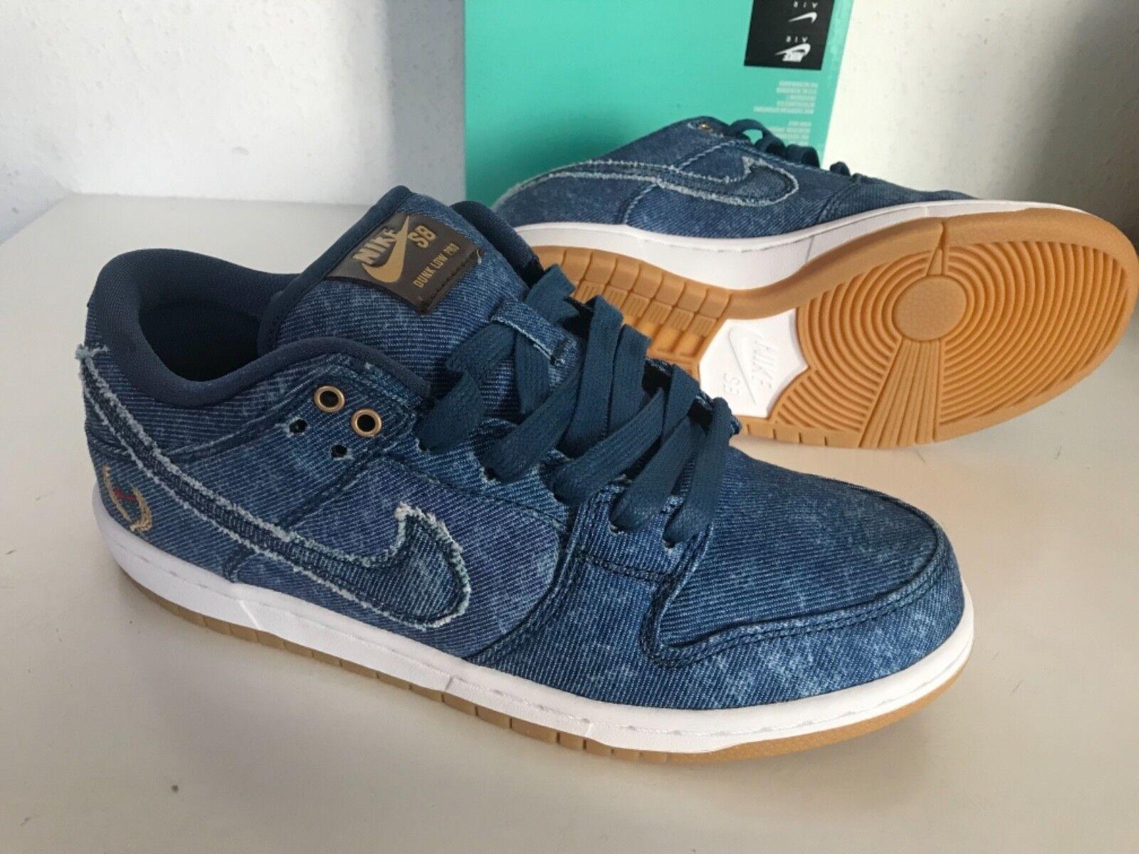 Nike SB Dunk Low TRD QS  East vs West Biggie Tupac  US 5 Men's shoes 883232-441