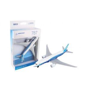 B787 Boeing plane playset daron toys rt7474 airplane toy