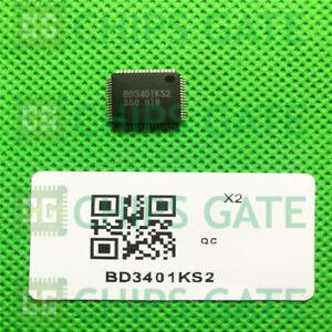 1PCS-BD3401KS2-TQFP-64-Single-Power-Supply-Sound-Processors