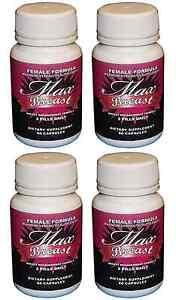 Natural breast enlargement herb
