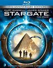Stargate The Movie Blu-ray 1994 Kurt Russell 15th Anniversary Edition