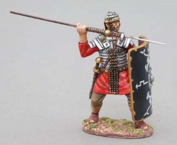 THOMAS GUNN ROMAN EMPIRE ROM086B 30TH LEGION SPEARMAN MIB
