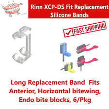 Dental Rinn Xcp Ds Fit Replacement Bands Long For Anterior Horiz Bitewing 6pk