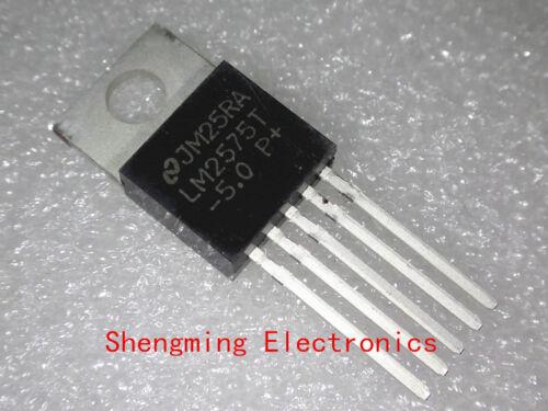 10 Piezas Lm2575t-5.0 5v To-220 Ic Regulador de conmutación
