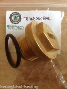 Land Rover discovery 2 td5//v8 Front or Rear Brass Axle Our-Bearmach Brand