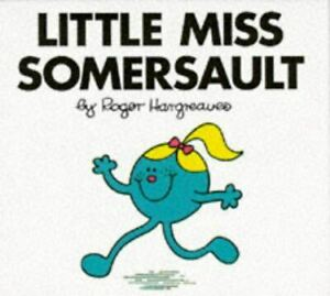 Hargreaves-Roger-Little-Miss-Somersault-Little-Miss-Library-UsedVeryGood-P