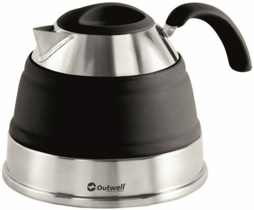 Outwell Collaps Kettle 1.5L Mid Black