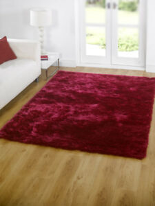 Soft-Silky-Luxuries-Thick-Shaggy-Rug-Bright-Pink-in-60-x-110-cm-2-039-x3-039-7-034