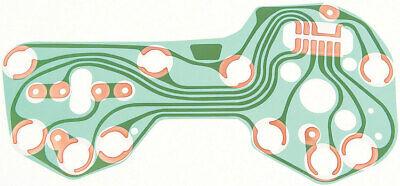 1967-1968 Camaro Firebird Dash Printed Circuit Board