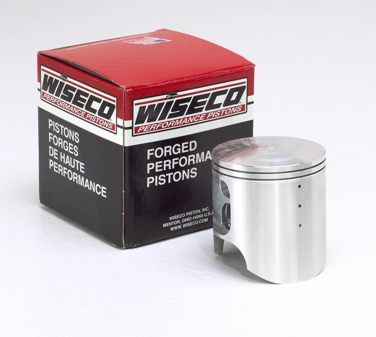 0.50mm Oversize to 73.50mm Wiseco Top End Kit