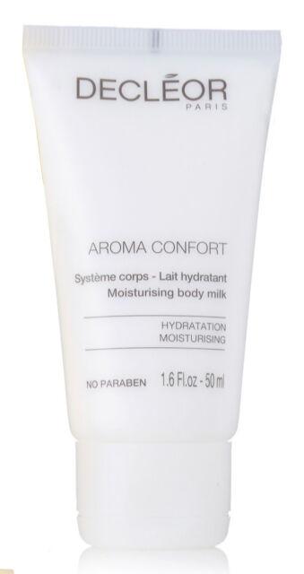 Decleor Aroma Confort Systeme Corps MOISTURISING BODY MILK Moisturiser 50ml
