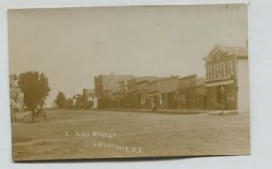 1909-Main-Street-Alexandria-South-Dakota-SD-Real-Photo-RPPC