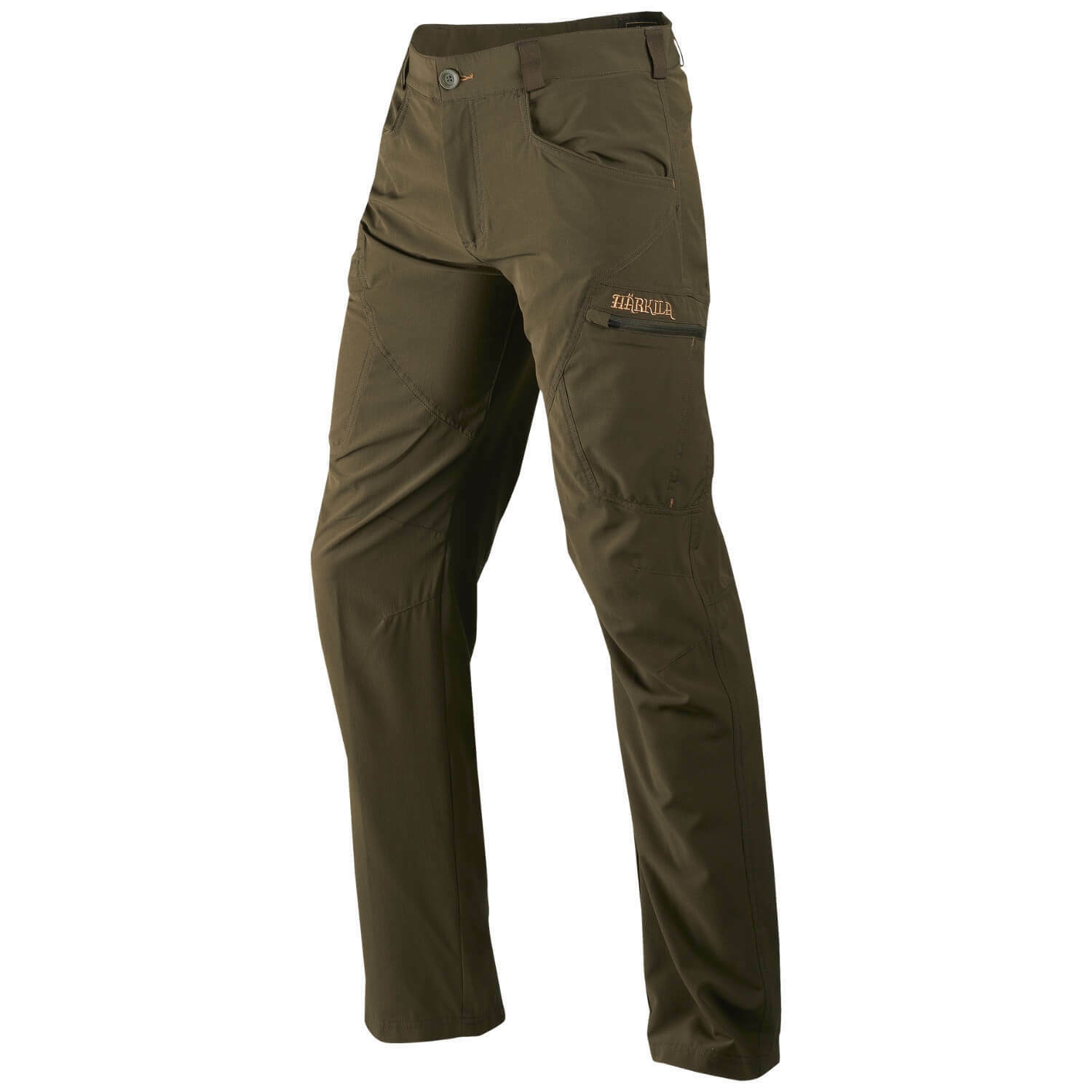 Härkila Herlet Tech Hose Herren Jagdhose Jagd Angeln Outdoor Insect Shield®